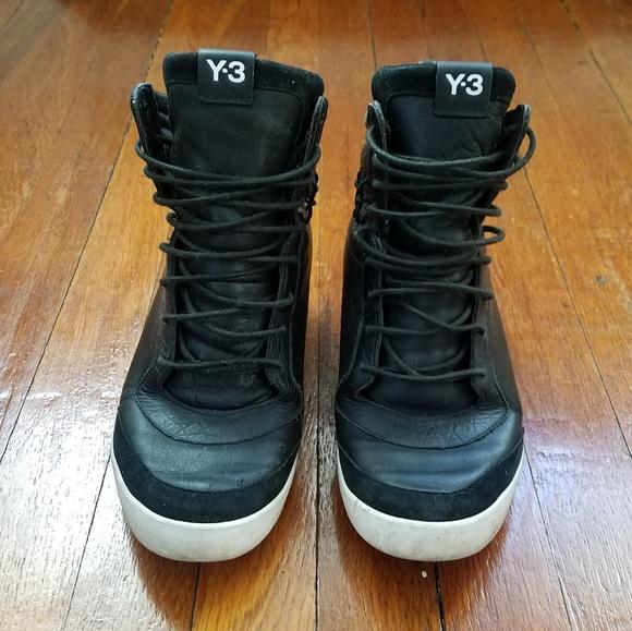 49bd462b4 Y-3 Yohji Yamamoto Women s Sneakers 🕸. M 5c5df2922e147874181b50cc